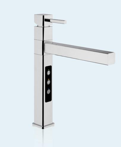 Zapfsäule 520 Multiedge frischquell Einbau-Wasserspender