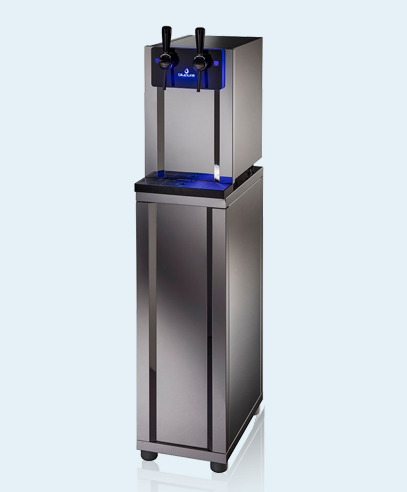 Blubar blupura Stand-Wasserspender