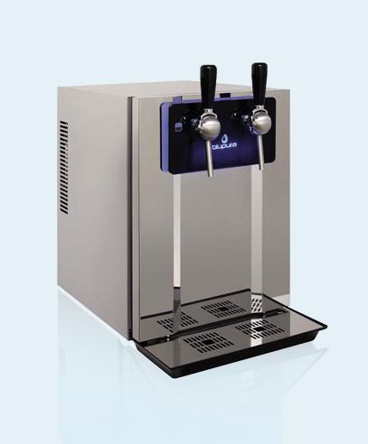 Blubar Zapfhahn blupura Auftisch-Wasserspender