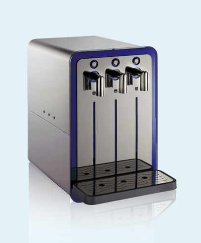 Ecochic blupura Auftisch Wasserspender