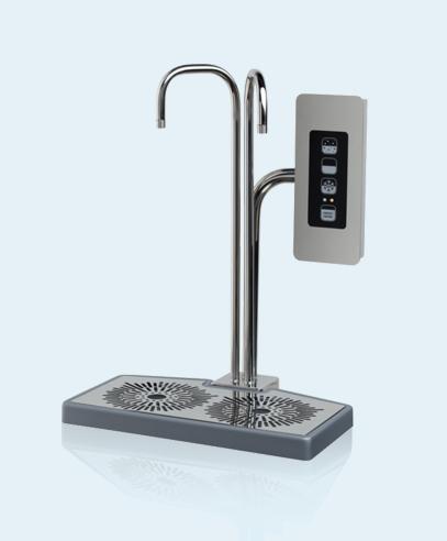 Top Control blupura Einbau-Wasserspender