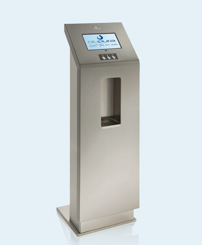 BCC Vision blupura Stand-Wasserspender