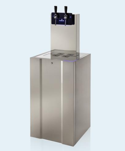 Blubar Floorstanding blupura Stand-Wasserspender