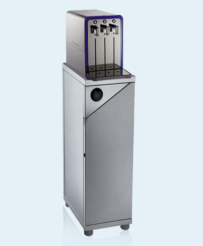 Ecochic IT blupura Stand-Wasserspender