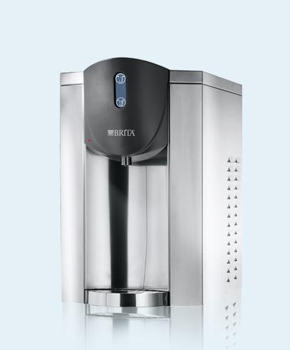 Sodamaster 200 HS Brita Ionox Tisch Wasserspender