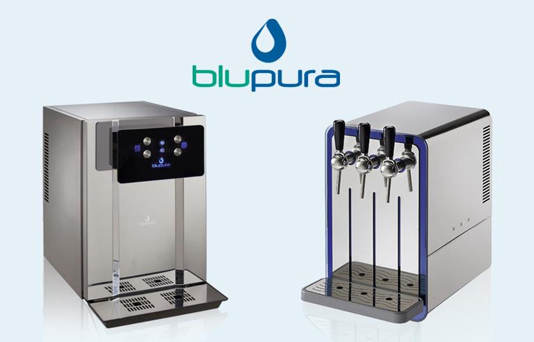 blupura Wasserspender