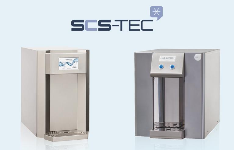 SCS-Tec Wasserspender