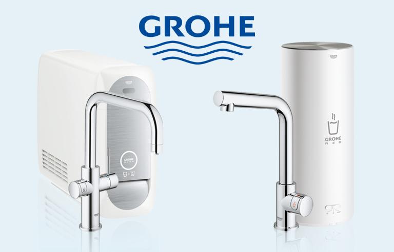 Grohe Wasserspender