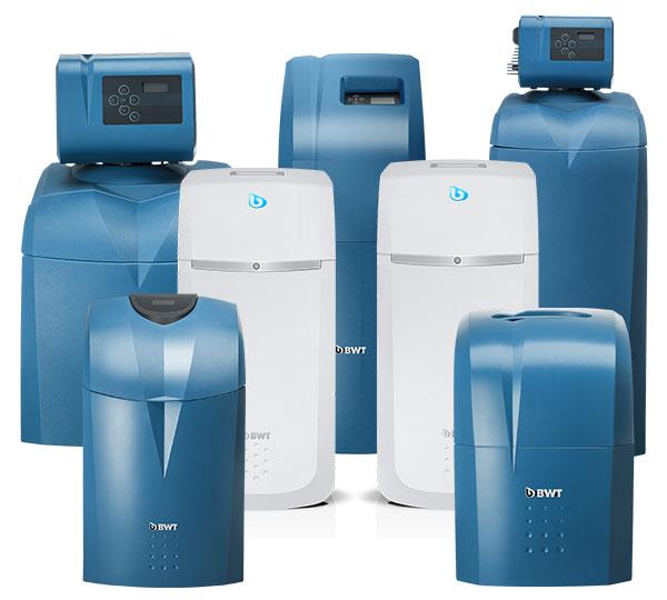 Weichwasseranlage_Produktfamilie